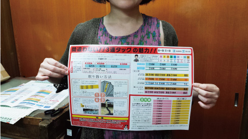 ぶんちゃん新聞と私(=三島)