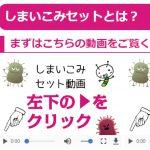 しまいこみセット(防カビ防虫カバー)の告知動画を公開しました!【販促情報】