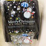 クリスマスガーメントの写真がFBにアップされていて、、、、。