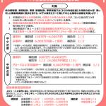 MAX6000万円の補助金、狙いますよ!